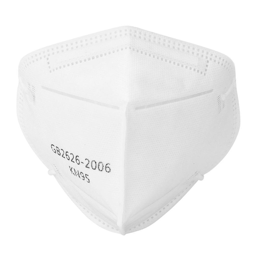 Wholesale Disposable N95 KN 95 Ffp2 P2 Laboratory Virus Protection Covid-19 Dust Respiratory Face Mask Featured Image