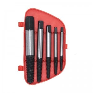 JC1521 5Pcs Screw Extractor Set