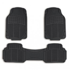 JC8709 3Pcs PVC Car Floor Mat