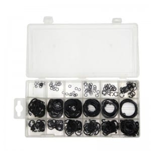 JC8001 300Pcs External Circlip Assortment