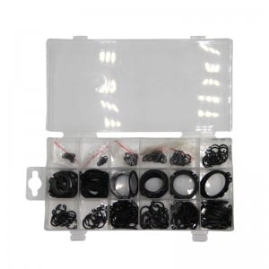 JC8002 300Pcs External Circlip Assortment
