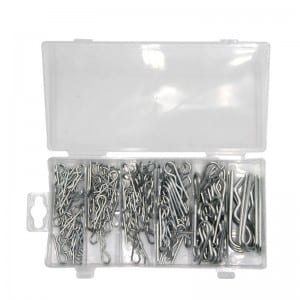 JC8010 150Pcs Hitch Pin Assortment