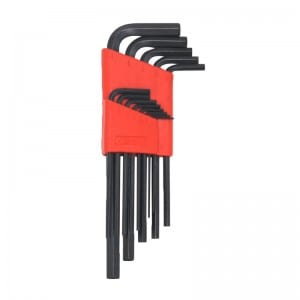 JC1311 13Pcs Hex Key Set-SAE